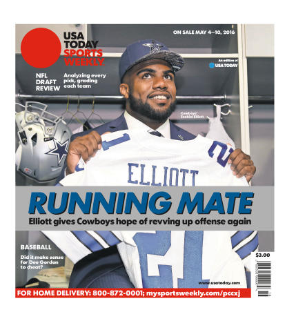 05/04/2016 Issue of Sports Weekly