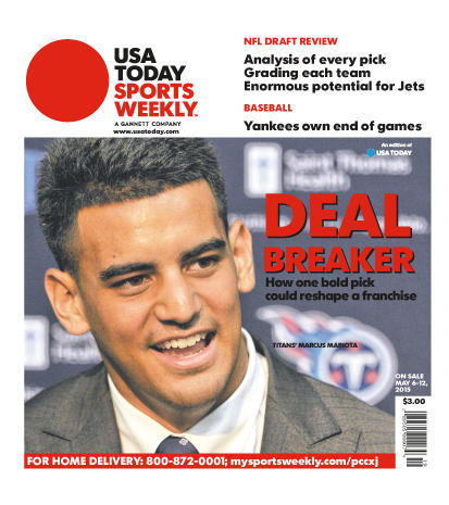 05/06/2015 Issue of Sports Weekly