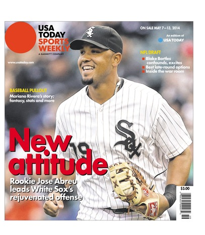 05/07/2014 Issue of Sports Weekly