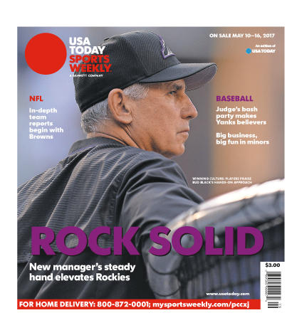 05/10/2017 Issue of Sports Weekly