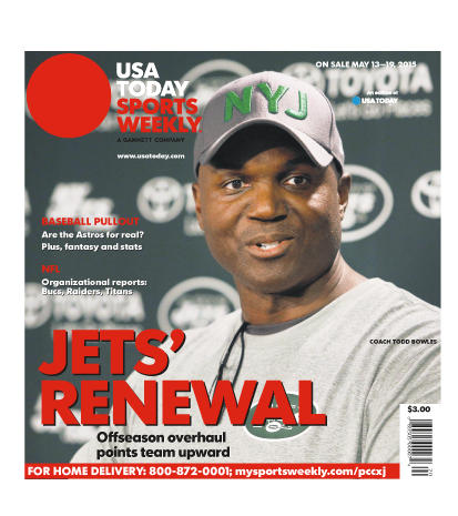05/13/2015 Issue of Sports Weekly