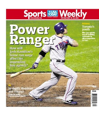 05/16/2012 Issue of Sports Weekly