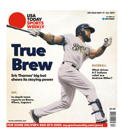 05/17/2017 Issue of Sports Weekly