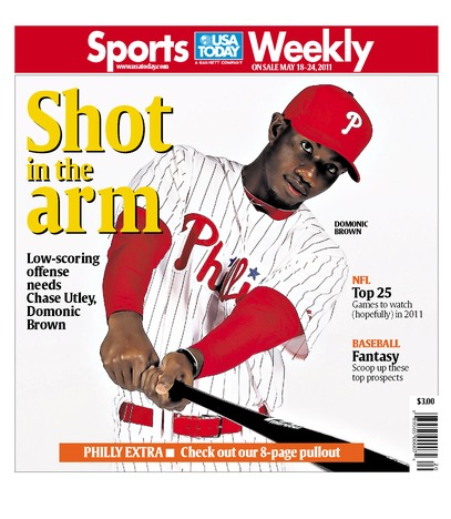 05/18/2011 Issue of Sports Weekly