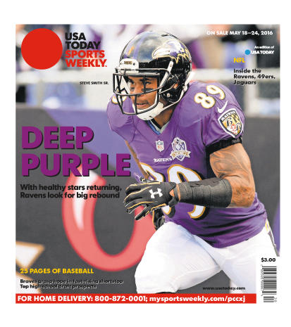 05/18/2016 Issue of Sports Weekly