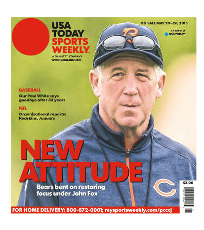 05/20/2015 Issue of Sports Weekly