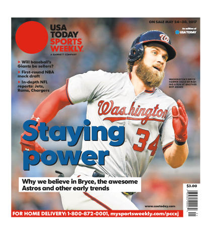 05/24/2017 Issue of Sports Weekly