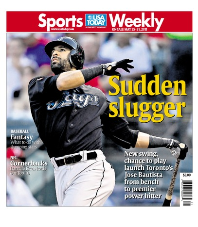 05/25/2011 Issue of Sports Weekly