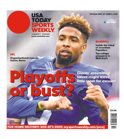 05/27/2015 Issue of Sports Weekly