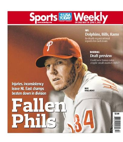 05/30/2012 Issue of Sports Weekly