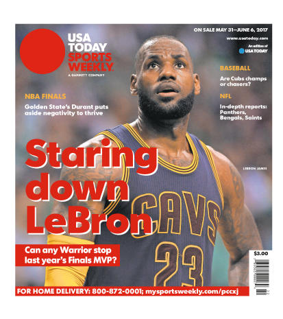 05/31/2017 Issue of Sports Weekly