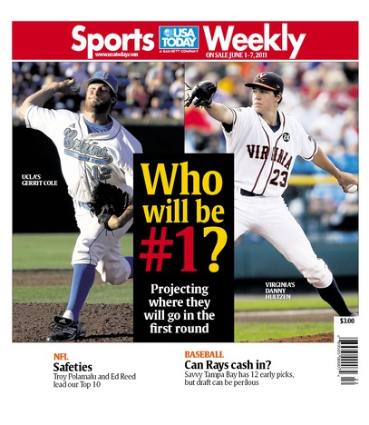 06/01/2011 Issue of Sports Weekly