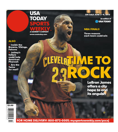 06/03/2015 Issue of Sports Weekly