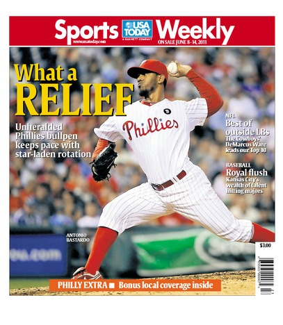 06/08/2011 Issue of Sports Weekly
