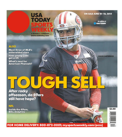 06/10/2015 Issue of Sports Weekly