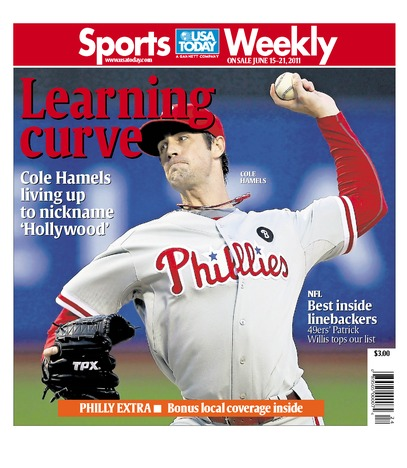 06/15/2011 Issue of Sports Weekly