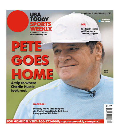 06/17/2015 Issue of Sports Weekly