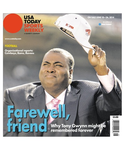 06/18/2014 Issue of Sports Weekly
