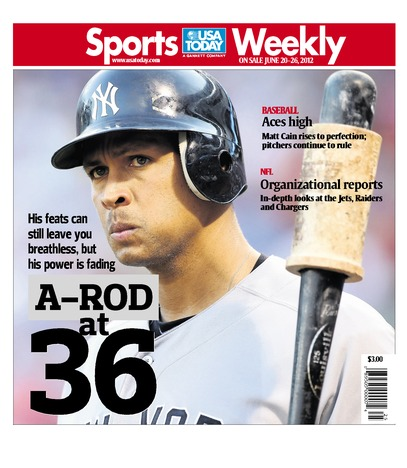 06/20/2012 Issue of Sports Weekly