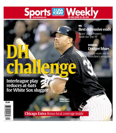 06/22/2011 Issue of Sports Weekly