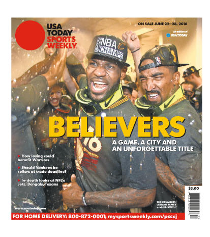 06/22/2016 Issue of Sports Weekly