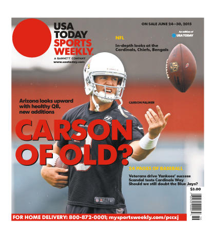 06/24/2015 Issue of Sports Weekly