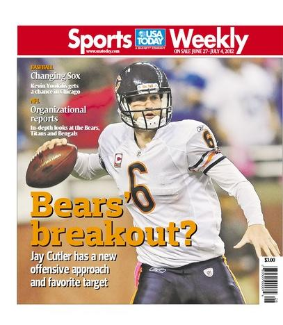 06/27/2012 Issue of Sports Weekly