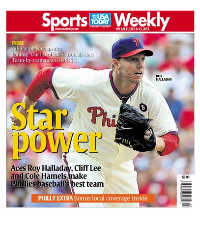 07/06/2011 Issue of Sports Weekly