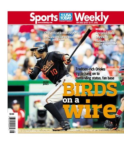 07/11/2012 Issue of Sports Weekly
