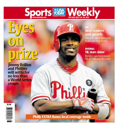 07/14/2011 Issue of Sports Weekly