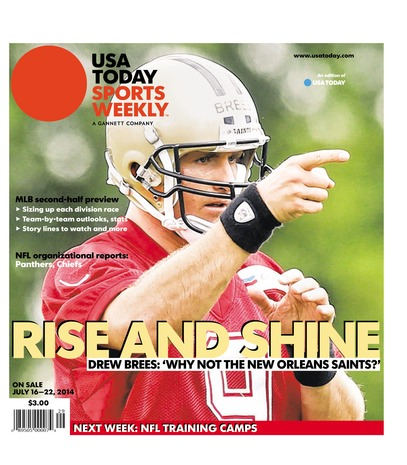 07/16/2014 Issue of Sports Weekly