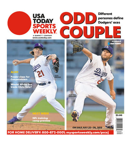 07/15/2015 Issue of Sports Weekly