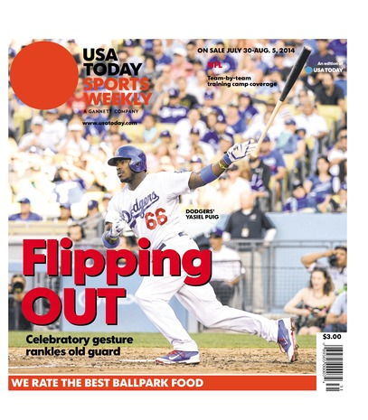 07/30/2014 Issue of Sports Weekly