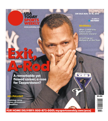 08/10/2016 Issue of Sports Weekly