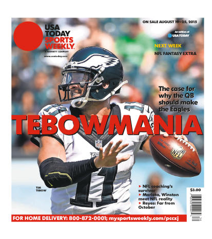 08/19/2015 Issue of Sports Weekly