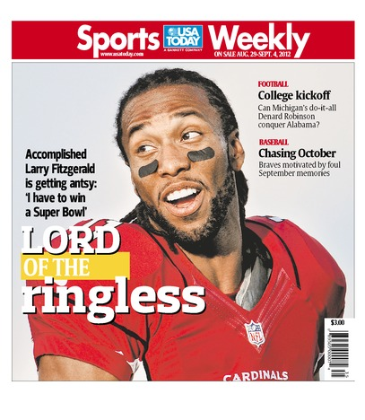 08/29/2012 Issue of Sports Weekly