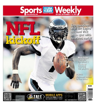 09/07/2011 Issue of Sports Weekly