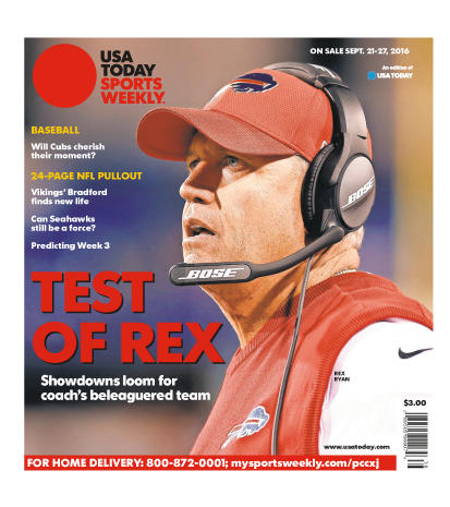 09/21/2016 Issue of Sports Weekly