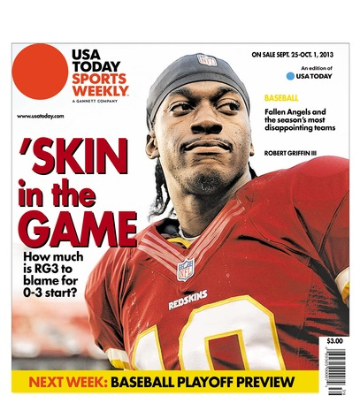 09/25/2013 Issue of Sports Weekly