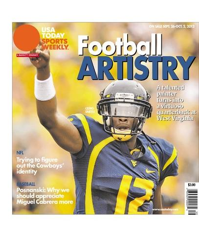 09/26/2012 Issue of Sports Weekly