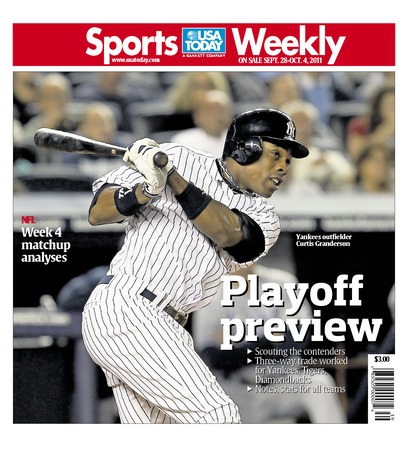 09/28/2011 Issue of Sports Weekly