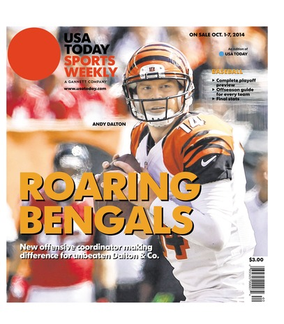 10/01/2014 Issue of Sports Weekly