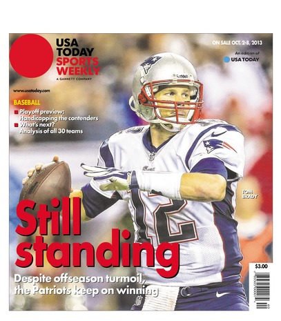 10/02/2013 Issue of Sports Weekly