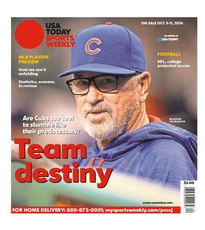 10/05/2016 Issue of Sports Weekly