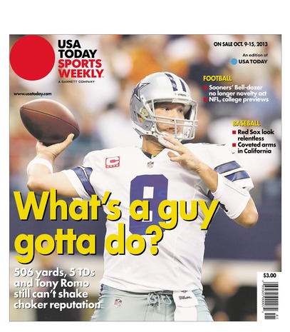 10/09/2013 Issue of Sports Weekly