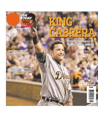 10/10/2012 Issue of Sports Weekly