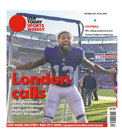 10/19/2016 Issue of Sports Weekly