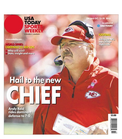 10/23/2013 Issue of Sports Weekly