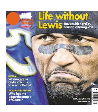 10/24/2012 Issue of Sports Weekly