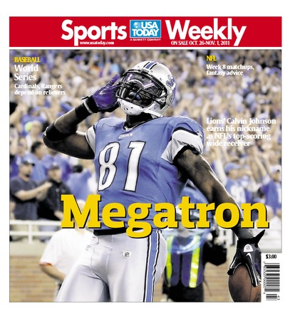 10/26/2011 Issue of Sports Weekly